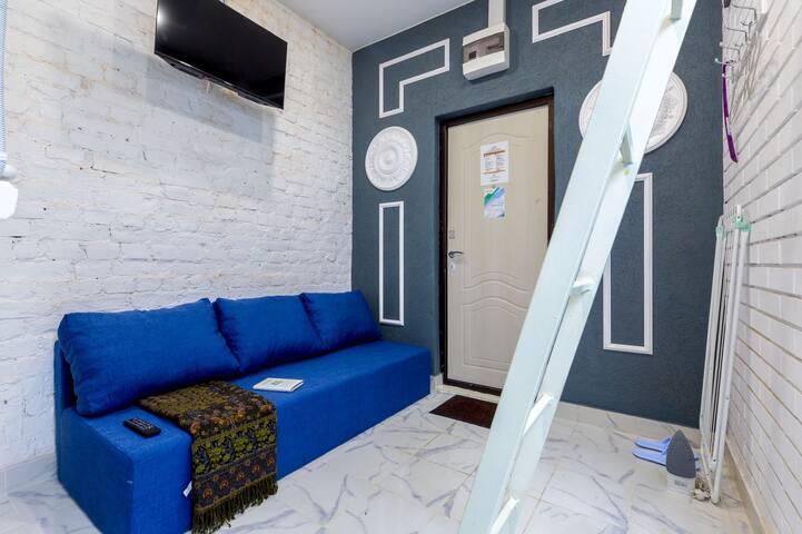 Семейные апартаменты на Лиговском проспекте 44