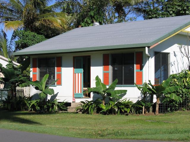 Shabby Chic Beachfront Shack - Newell - Ev