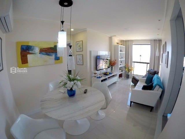 Max Home/Mall- Águas Claras - Vista livre - Metrô