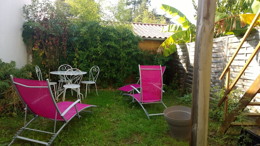 Apartment 2 bedrooms 1km from city center - La Rochelle - Huoneisto