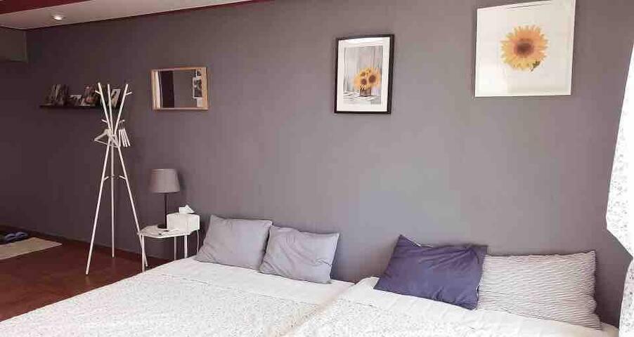 루희네하우스  예쁜 전망이 있는 dream room 입니다