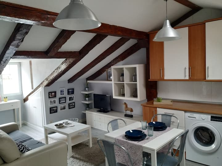 Apartment with Views of the CATHEDRAL of Burgos