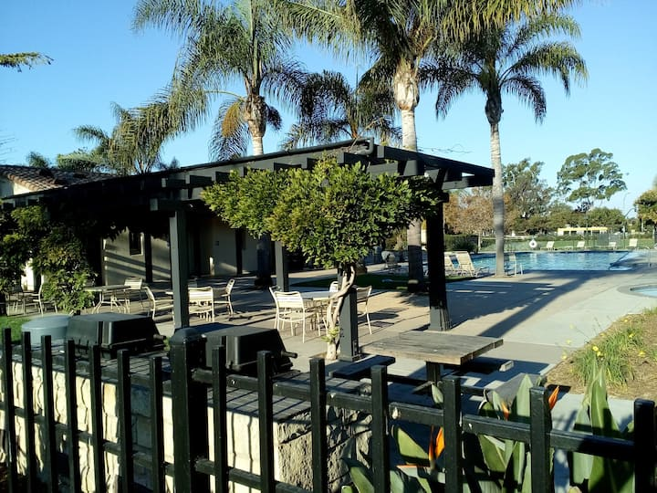 Best value, charming room in Goleta/UCSB