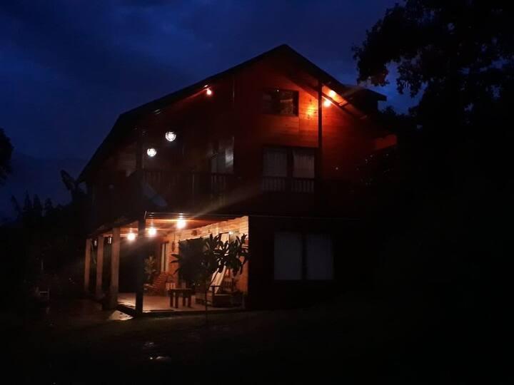 Cabaña en Juquila. Santa Bárbara habitación #3