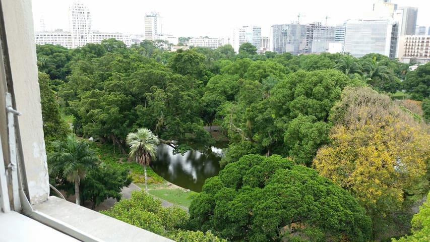Centro, Lapa  Rio de Janeiro 2 q com wi-fi - Rio de Janeiro - Byt