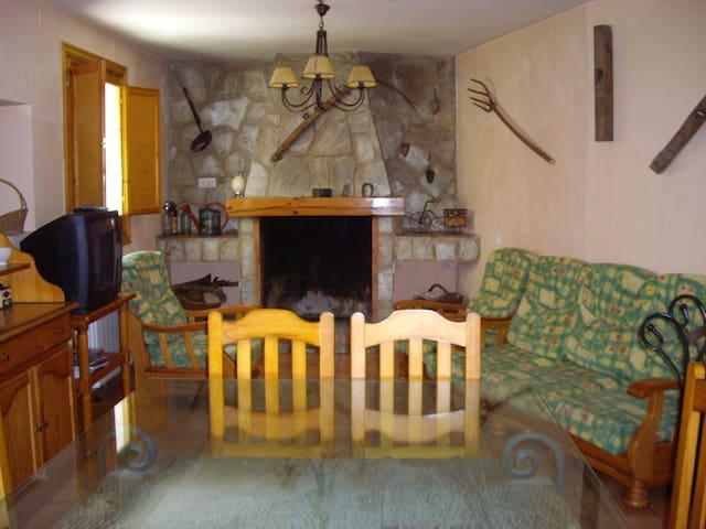 casa rural a 6 Km de Cuenca