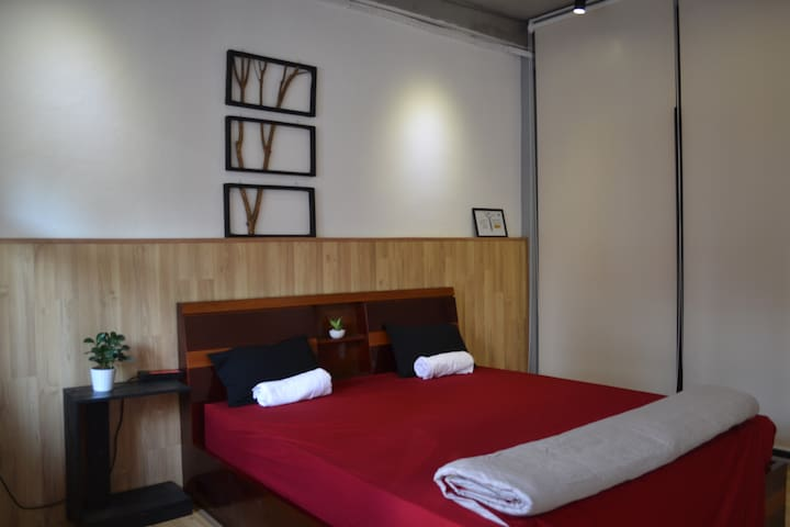 @CBD-Whole-Apartment in central Dist1 - Ho Chi Minh City - Flat