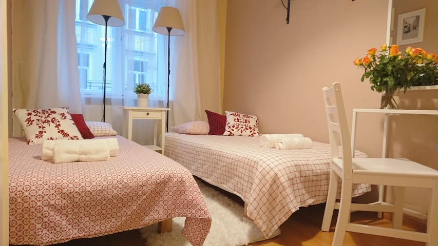 Cozy and cute room in the heart of Old Town - Krakov - Byt