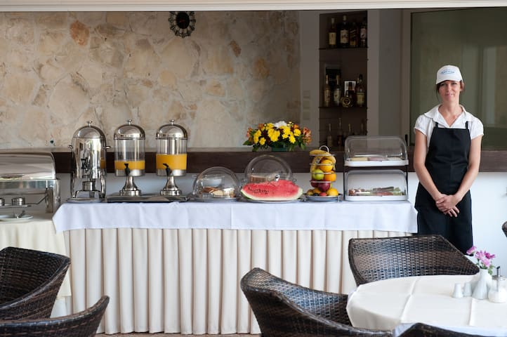 Luxury suite with swimming pool near Chania 2 - La Canée - Bed & Breakfast