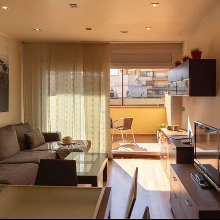 Apartamento ideal para tus vacaciones en pareja