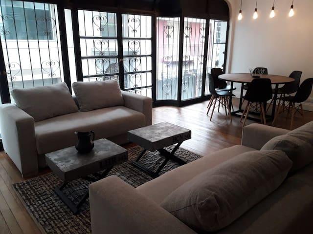 El mejor lugar para vivir Buenos Aires...