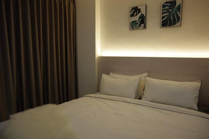 Modern comfortable 1-Bedroom Apt@Dago Suite w/Wifi