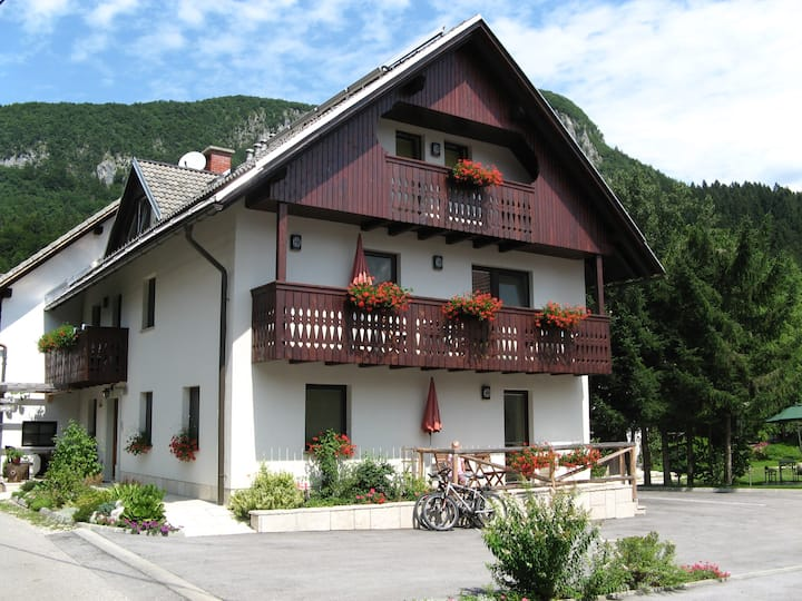 Holiday house Na vasi Bohinj, for 10-20 persons