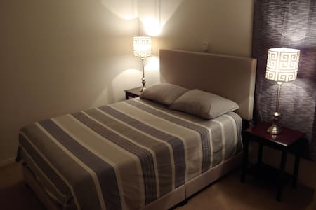 1st floor, double bed, snack counter, TV in room