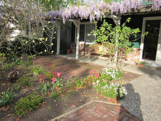 Spacious private room and bathroom - Redwood City - Hus