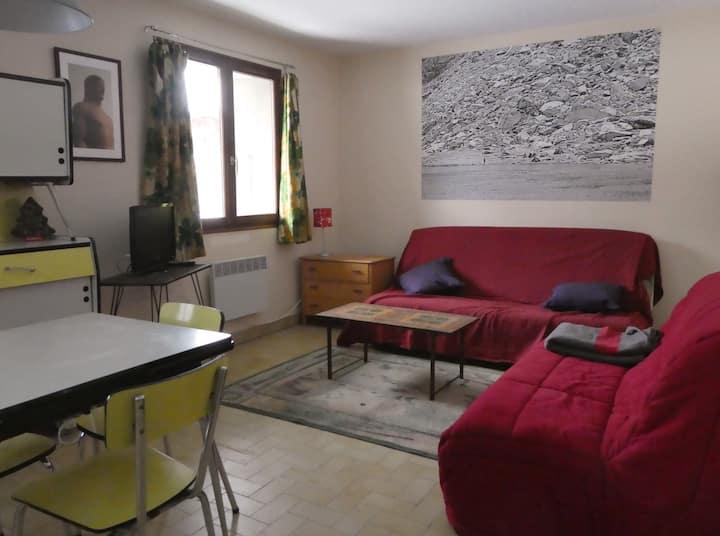 Crest-Voland, appartement au centre du village.