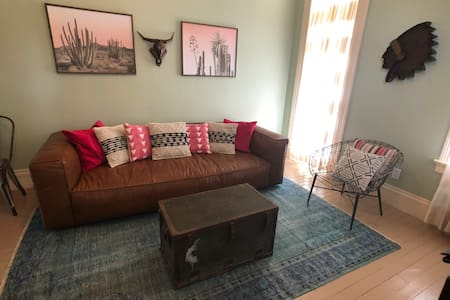 Suite 244 | Historic Downtown Accommodations