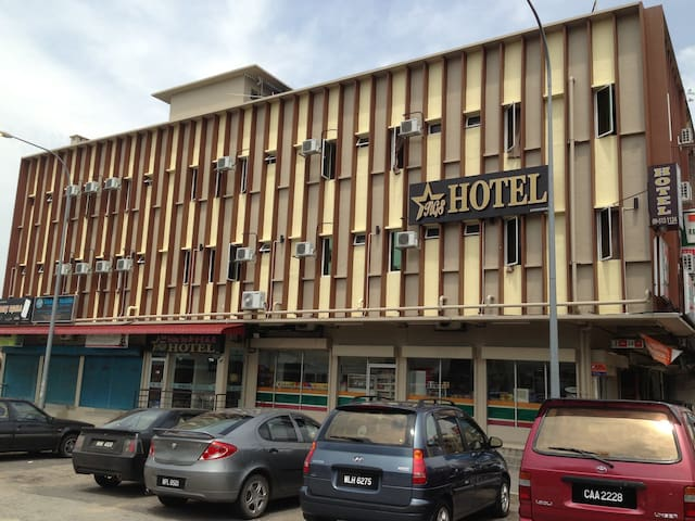 NEW GOLDEN STAR HOTEL - Kuantan - Apartamento