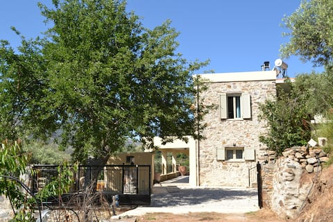 Natura House (It's only 15km far from Elafonisi)