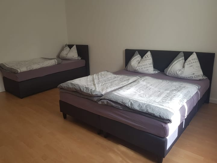 Cottbuser City Ferienwohnung mit 1 Schlafzimmer