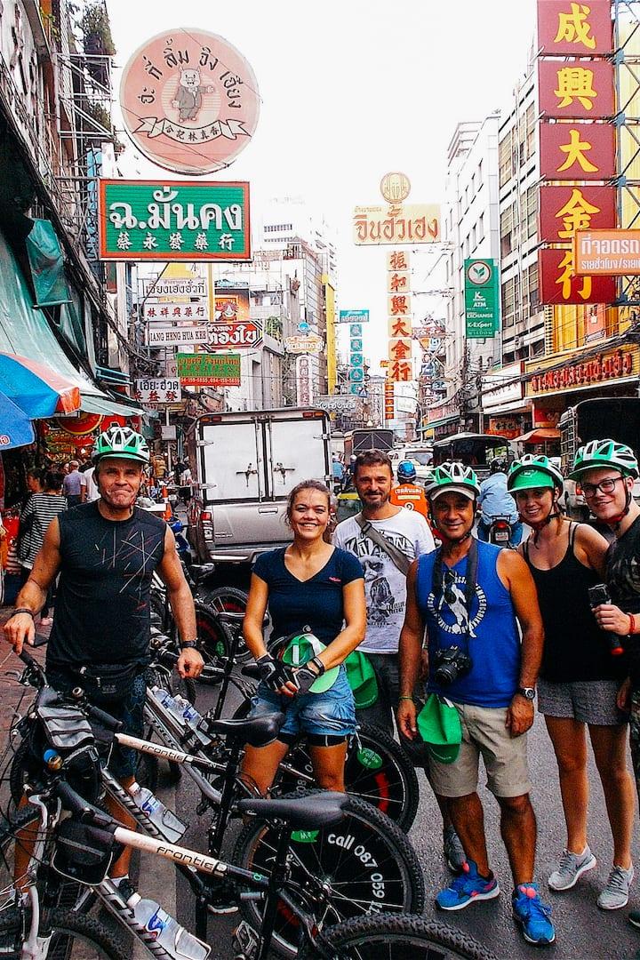 Meander through Chinatown
