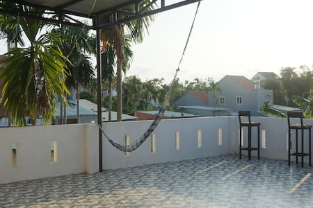 Chill house for rent in Hoi An