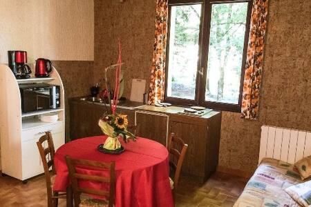 Studio duplex 1 en bordure du Lac des Montagnès