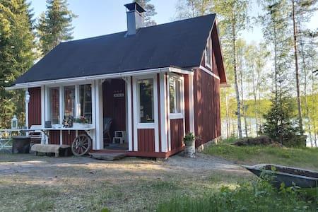 Ranta-Harjula, Onkiniemi Sysmän & Heinolan rajalla
