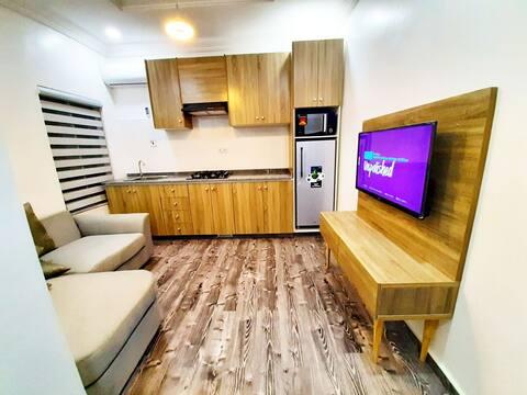 Aso Rock  Compact One Bedroom