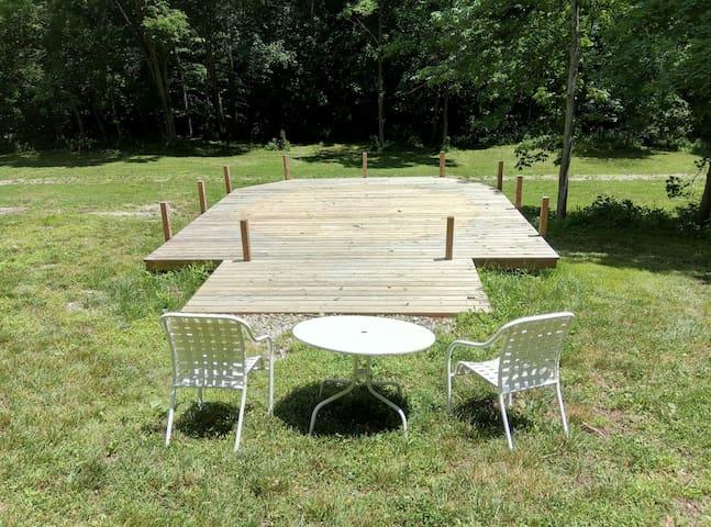 Romantic Private Retreat Campsite - Buckeye