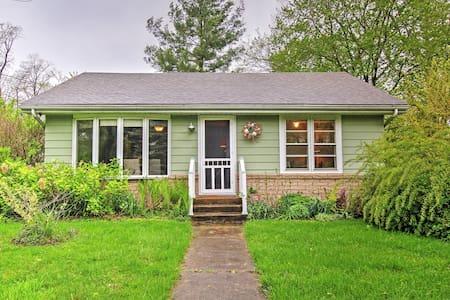 """Peachtree Cottage"" 3BR New Buffalo - 新布法罗(New Buffalo) - 独立屋"
