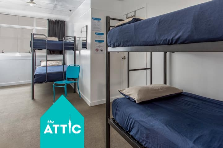 Private 4-Bed Dorm GREAT for Family, group, events