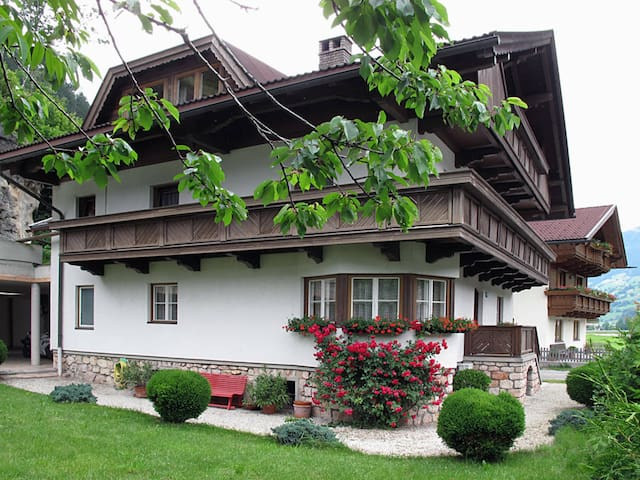House Haus Eberharter for 11 persons - Zell / Zill Valley - 一軒家