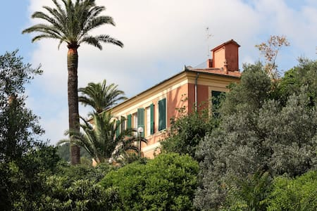 B&B Costa Lupara – Villa Murchio - Alassio - Bed & Breakfast