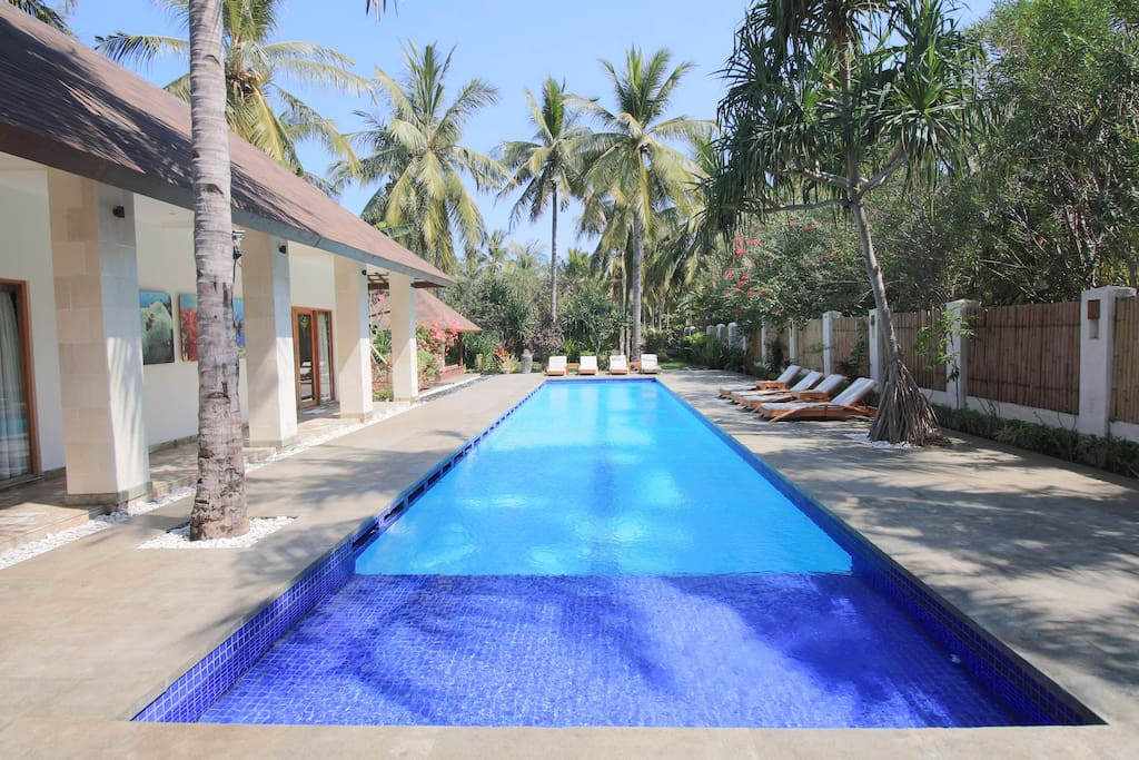 20m swimming pool