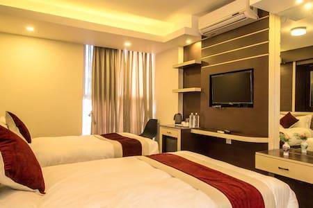 Hotel Himalaya Hub Double Bed Room