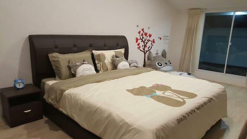 My TOTORO_Attic Floor Bedroom#758