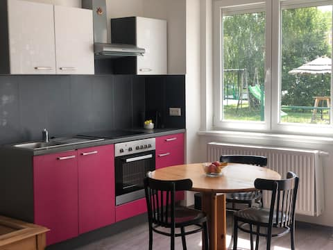 50m2 studio between lake and old town