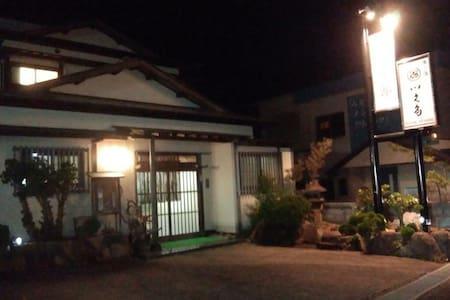 旅の宿・いく田①(10名様以上で2階全体貸切り)
