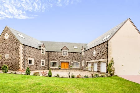 Millpond House luxury detached villa - Dunblane - 独立屋