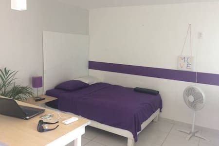 Nice looking studio - Cancún - Serviced apartment