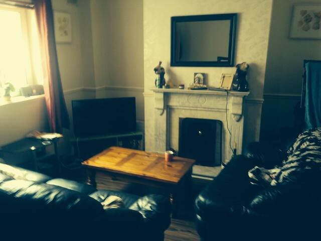 Lovely 2 bed apartment in Galway city centre - Galway - Huoneisto
