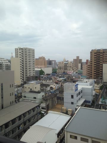 Near Okayama station・6minutes on foot - Okayama-shi - Lejlighed