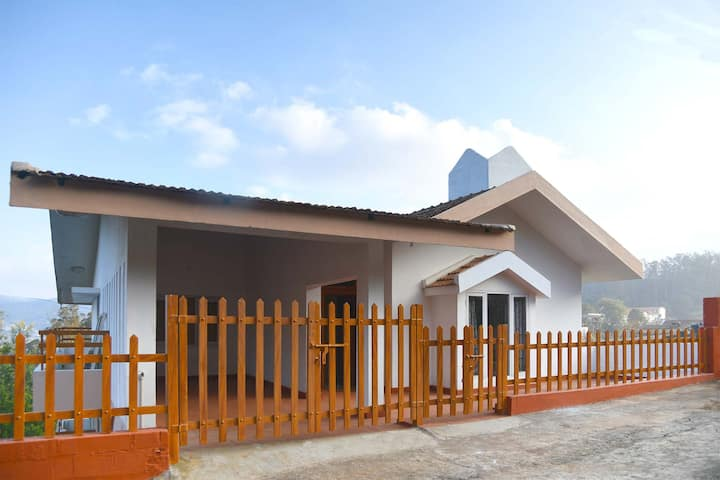 Four Gables  4BHK villa with private Gym