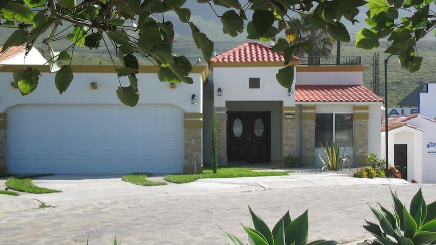 Resort lifestyle at Casa Cipres. - Rosarito - House