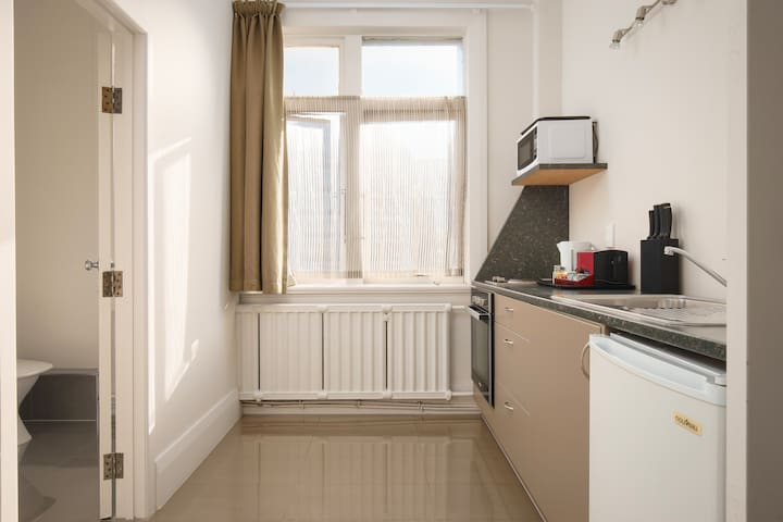 One Bedroom Apartment (with kitchen)