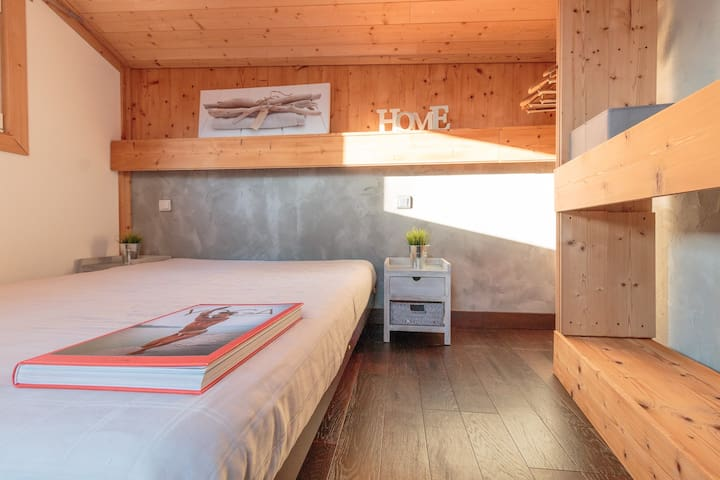 Wood'n Sea Surf Lodge-Capbreton- Chambre Estacade - Capbreton - Bed & Breakfast
