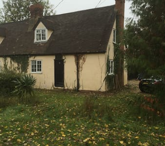 Stunning rural oak beamed  cottage, - Hatfield Broad Oak - Rumah