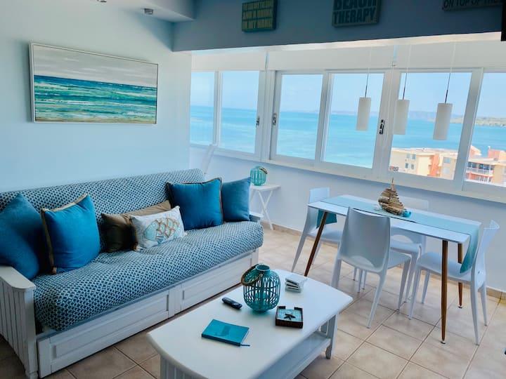 Romantic Studio with Amazing View