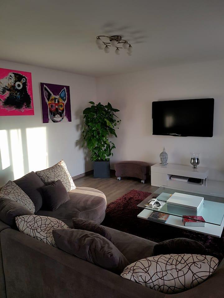 Appartement T3 avec grande terrasse